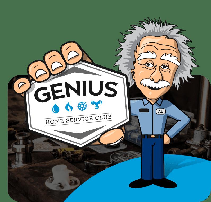 Genius Home Service Club